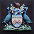 Christchurch Coat of Arms