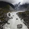 Hooker River, Mount Cook