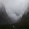 Road from Milford Sound
