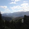 Road from Hope Saddle, Tasman