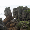 Face in the Pancake Rocks