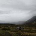 Hut, Hooker Valley