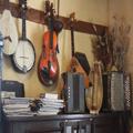 Musical Instruments, Punakaiki Tavern