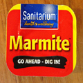 Marmite — from the Sanitarium (Photo: A. Hitt)