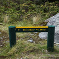 This Way to Hooker Valley