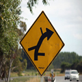 Tumescent Right Turn, With Arms Flailing